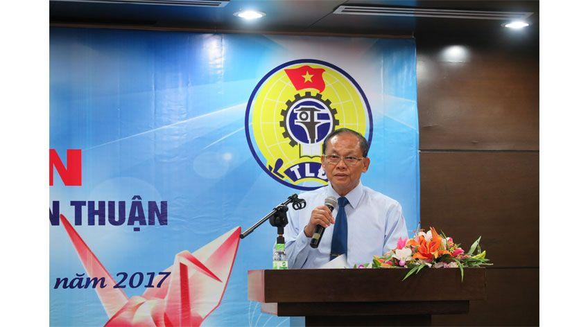 Đại hội Công đoàn Công ty IPC 2017