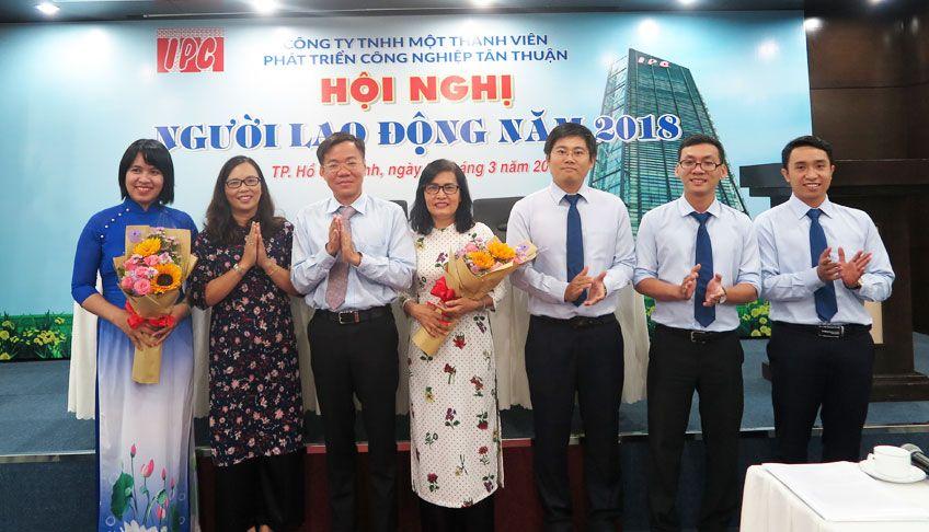 Hội nghị người lao động Văn phòng Công ty năm 2018
