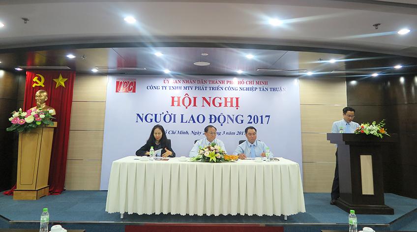 Hội nghị người lao động 2017