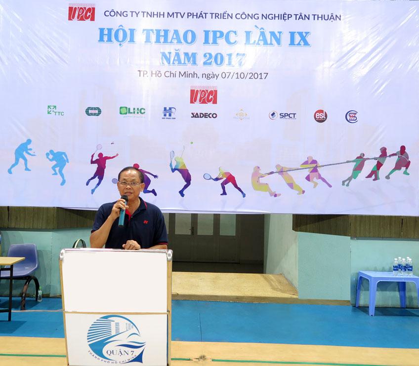 Hội thao Công ty TNHH MTV Phát triển Công nghiệp Tân Thuận lần thứ IX - năm 2017