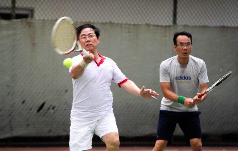 LHC đồng hành cùng giải quần vợt Đại học Kiến trúc mở rộng 2018