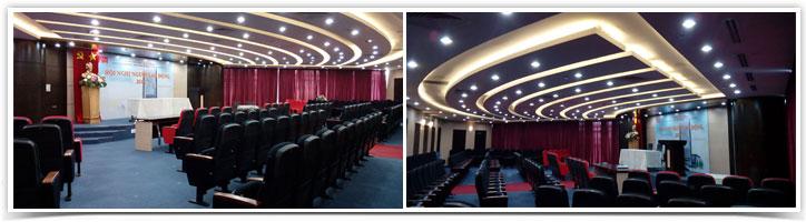 Hội trường phòng họp (Tòa nhà IPC)
