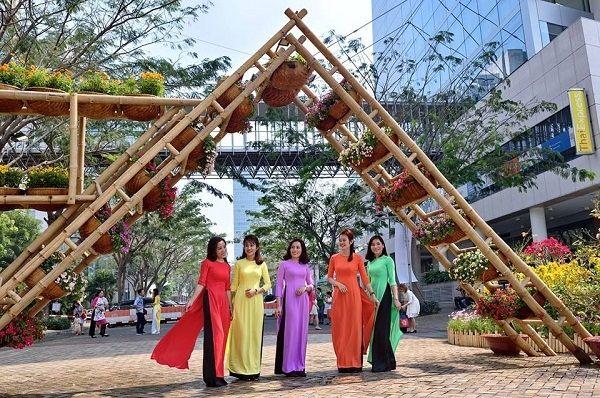 Trao giải cuộc thi ảnh online 'Du Xuân 2018'