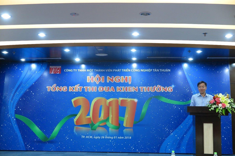Hội nghị tổng kết thi đua khen thưởng 2017