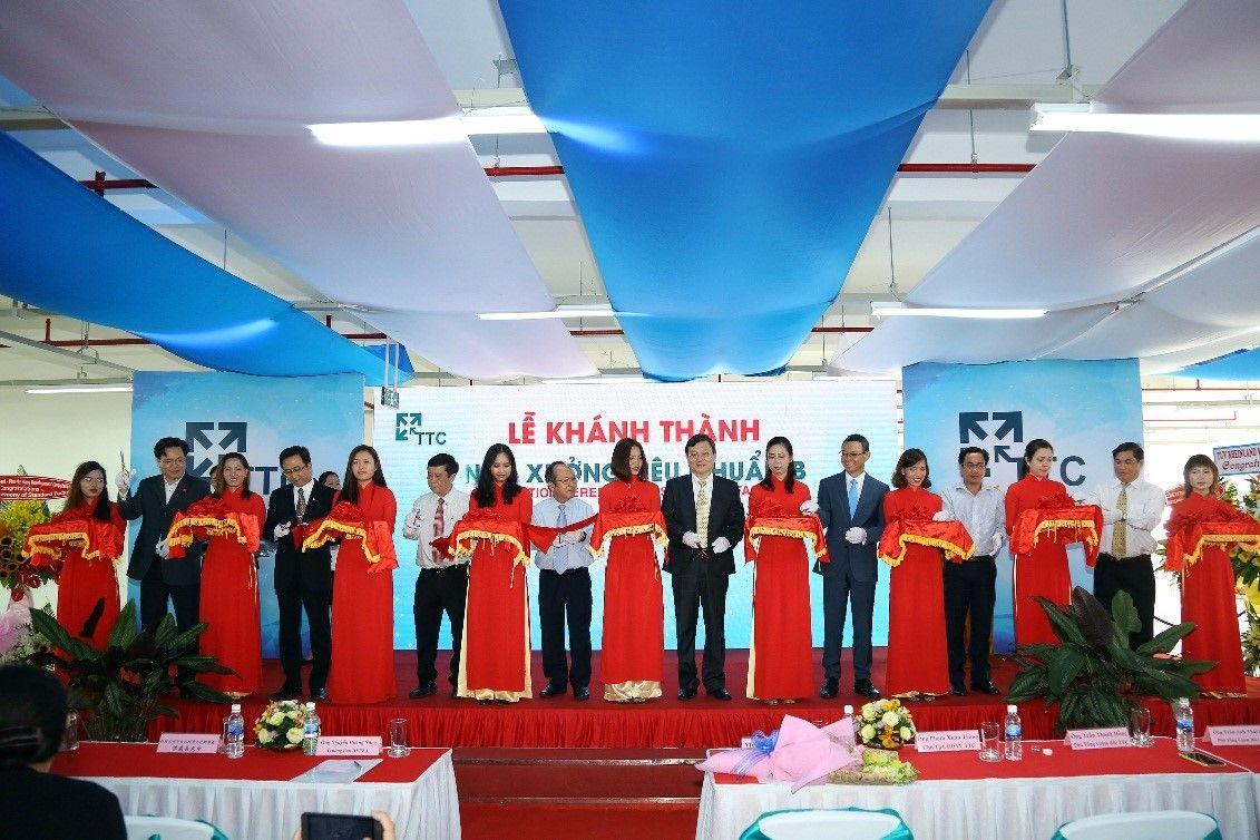 Công ty Tân Thuận khánh thành nhà xưởng cao tầng lớn nhất VIệt Nam